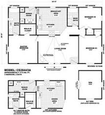 Cavco Floor Plans Homes By Cavco West Cedar Valley Cabins Cvc 2452a Cavco