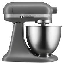 kitchenaid mixer comparison table matte gray kitchenaid artisan mini mixer review chefs stand mixer