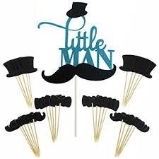 mustache cake topper shxstore cake topper mini mustache hat