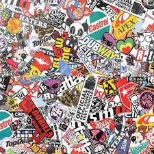 jdm sticker bomb cheap sticker bombing graffiti free shipping sticker bombing