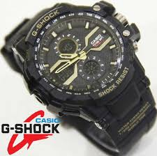 Jam Tangan G Shock jam tangan g shock x factor black list gold dunianet