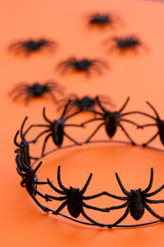 halloween crowns and tiaras easy spider crown tutorial