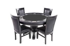 Poker Table Chairs Dining Table Cool Dining Table Set Round Dining Tables And Dining