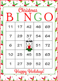 printable christmas bingo cards pictures christmas bingo game download for holiday party ideas christmas