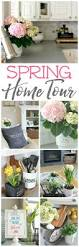 spring home tour clean and scentsible