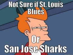 San Jose Sharks Meme - regarding blown series leads quickmeme