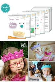 halloween crowns and tiaras 10 free patterns for crochet crowns and tiaras fit for a prince or