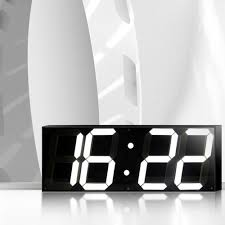 aliexpress com buy 5 9 inch jumbo digital led wall clock for