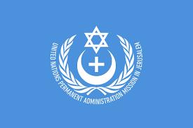 Flag Of Jerusalem Alternate History Un Administrated Jerusalem By Regicollis On