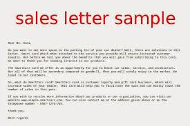 Formal Complaint Letter Format Sle sales letter for product 9 sales letter templates free sle