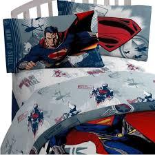 Superhero Bedding Twin Superheroes Superman Bedding And Room Decorations