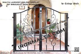 Home Front Wall Iron Gates Design Ideas Malta Remodel And Decor - Iron works home decor