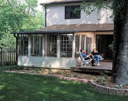 building a sunroom convert an existing deck into a sunroom