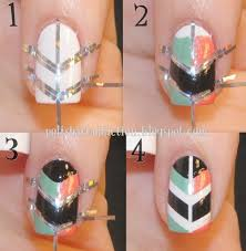 nice nail design ideas do it yourself 12 amazing diy nail art