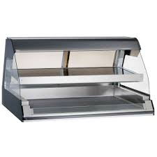 merchandise display case heated display case heated food display case