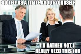 Interview Meme - job interview meme generator imgflip