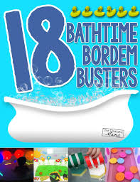 18 bath activities for kids the realistic mama