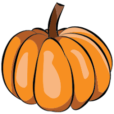 thanksgiving clipart pumpkins pencil and in color thanksgiving