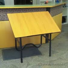 Norman Wade Drafting Table Drafting Table Kijiji In Calgary Buy Sell Save With