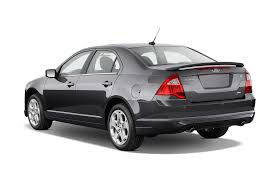 2011 Ford Fusion Reviews And Rating Motor Trend