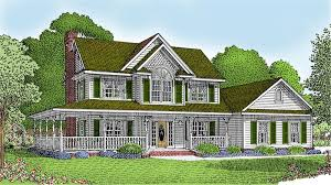 wrap around house plans country house plans with porches best of wrap around porch home
