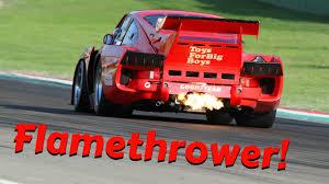 porsche 935 k3 porsche 935 k3 gr 5 1979 massive flamethrower exhaust youtube