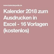 Kalender 2018 Hamburg Excel 25 Einzigartige Kalender Mit Feiertagen Ideen Auf