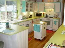 Retro Kitchen Design Ideas 1950 Kitchen Design 1950 Kitchen Design Yellow And Red 1950s Retro