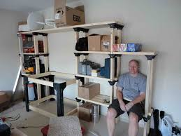 cabinet and shelving how to get excellent garage shelving in