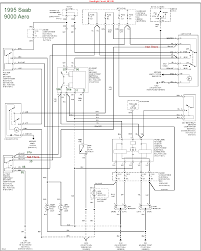 saab ac wiring diagrams saab wiring diagrams instruction