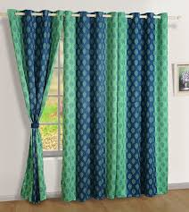 Curtains Online Shopping Curtains Door Online U0026 Swayam Polyester Multicolor Floral Eyelet