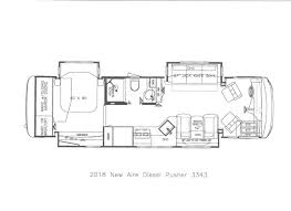 Class B Motorhome Floor Plans by 2018 Newmar New Aire Steinbring Motorcoach Newmar U0026 Roadtrek