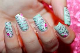spring nail design ideas chuckturner us chuckturner us