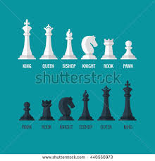Futuristic Chess Set Chess Pieces Stock Images Royalty Free Images U0026 Vectors