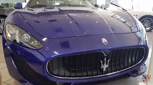 maserati usa super carro maserati granturismo 2017 quanto custa nos usa youtube