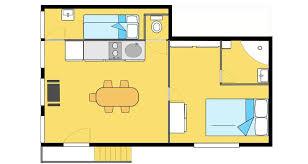 appartement 1 chambre appartement sérénité 44m clair de lune csite hyères