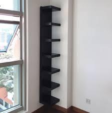 tips u0026 ideas skinny shelf unit target corner bookcase corner