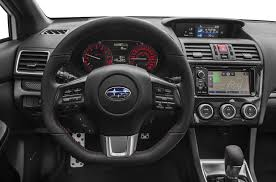 subaru impreza wrx 2017 interior new 2017 subaru wrx price photos reviews safety ratings