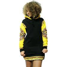 dashiki sweater sweater dress