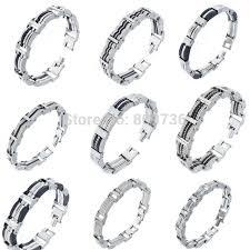 mens bracelet styles images Buy 16 styles mens chain link wristband bangle jpg
