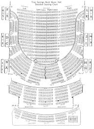 Red Rocks Seat Map Shows U0026 Tickets Troy Savings Bank Music Hall