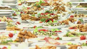table full of food rice cake stock video footage 4k and hd video clips shutterstock