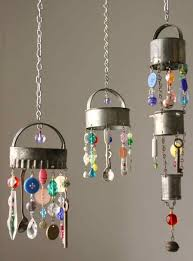 Pinterest Garden Crafts Diy - 9 crafts for the garden wind chimes architecture and inspiration