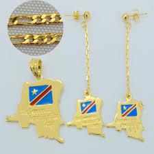 Republic Of Congo Map Aliexpress Com Buy Anniyo Democratic Republic Of The Congo Map