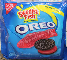 where to buy swedish fish swedish fish oreo cookie review