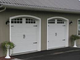 Overhead Doors For Sheds by Post Frame Building Door Options Conestoga Buildings