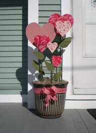 small flower pot dazzling home porch valentine outdoor decoration contain