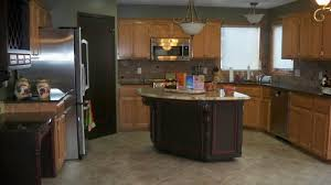 kitchen design amazing cool foxy kitchen paint with oak cabinets