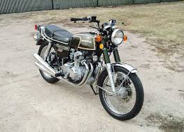 the smallest four honda cb350f classic japanese motorcycles