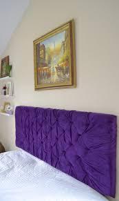 Velvet Tufted Headboard Queen by Amazing Purple Tufted Headboard 67 Twin Purple Tufted Headboard